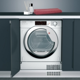 Integrated Condensor Tumble Dryer
